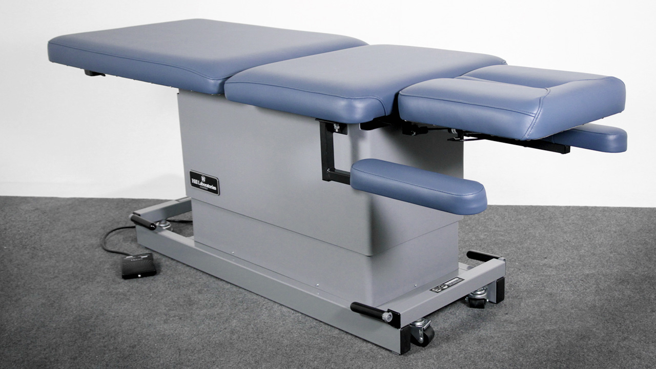 HA90PT Physical Therapy PT Table 3 section